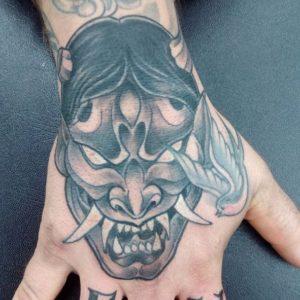 Eric Gautier - Tatouage Asiatique