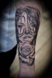 Darick Tattoos - Tatouage Chicano