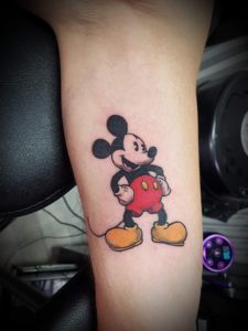 Hakuna Ma'Tatoo - Tatouage Disney