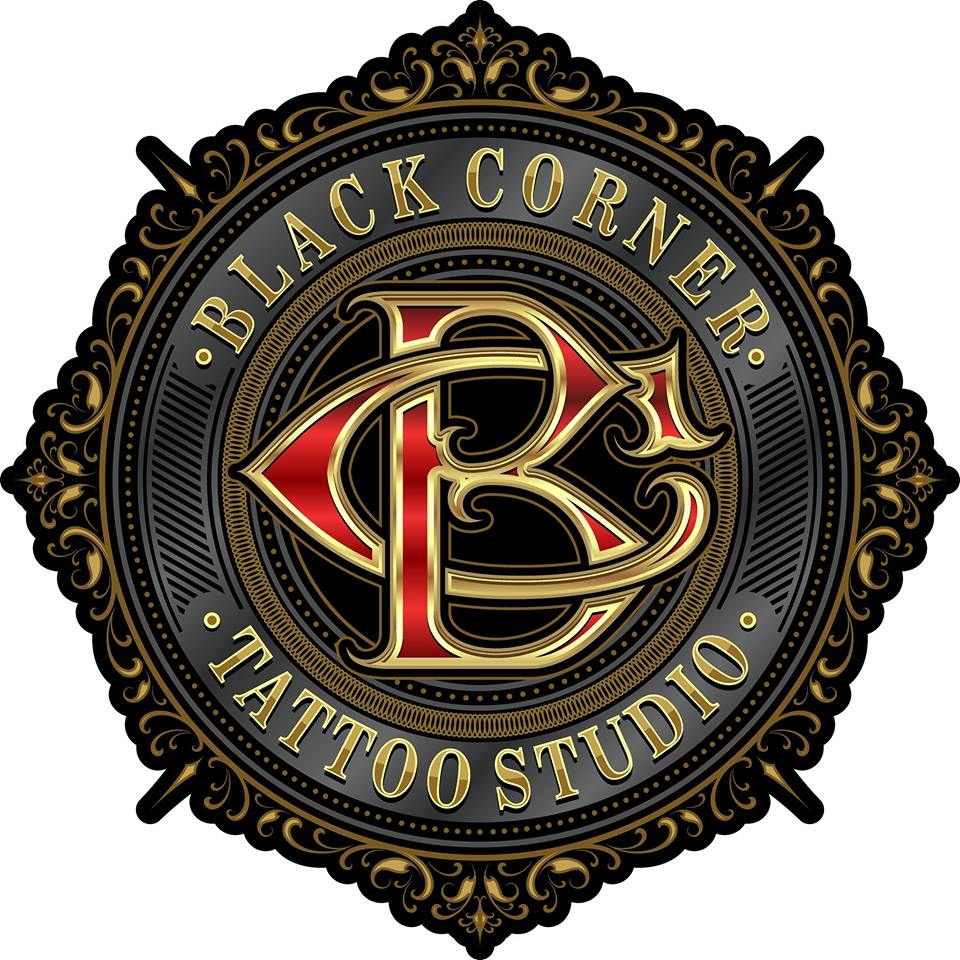 Black Corner Tattoo