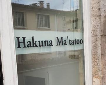 Cédric – Hakuna Ma'Tatoo