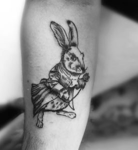 Abi Tia Ink Tattoo - Tatouage Disney