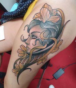 Greg Iron Tattoo - Tatouage Néo Traditionnel v