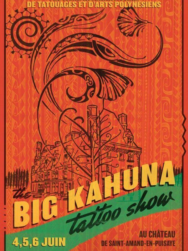 The Big Kahuna Tattoo Show