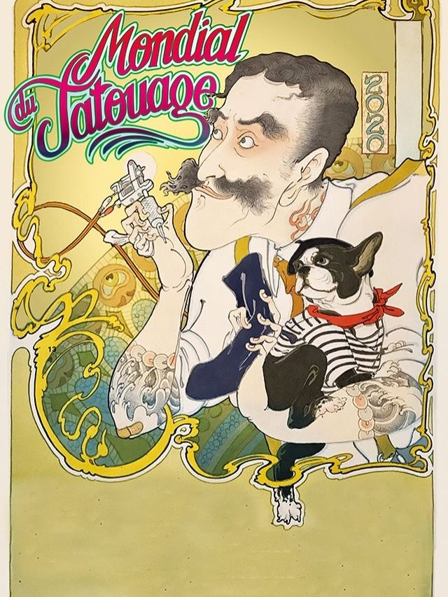 Mondial du Tatouage Paris