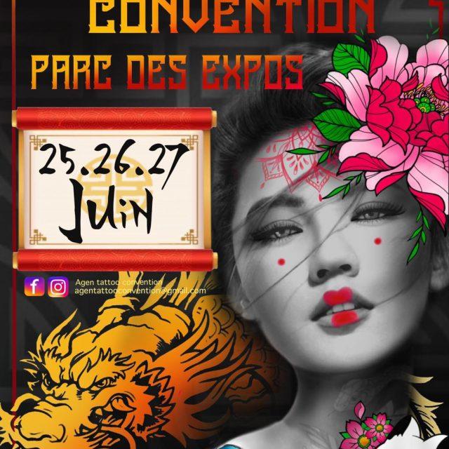 Agen Tattoo Convention