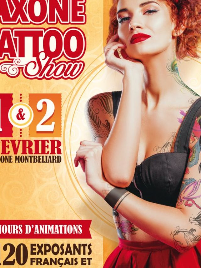 Axone Tattoo Show