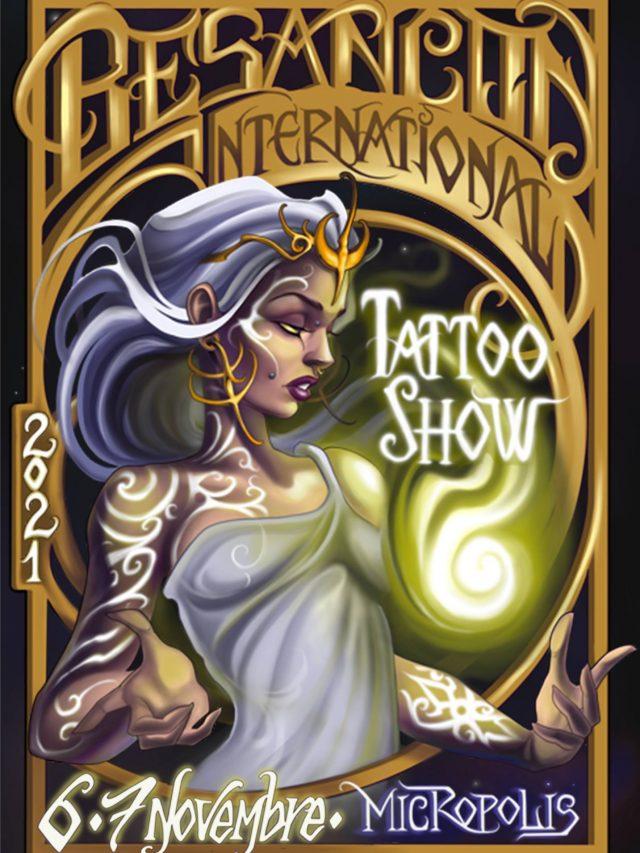 Besançon International Tattoo Show