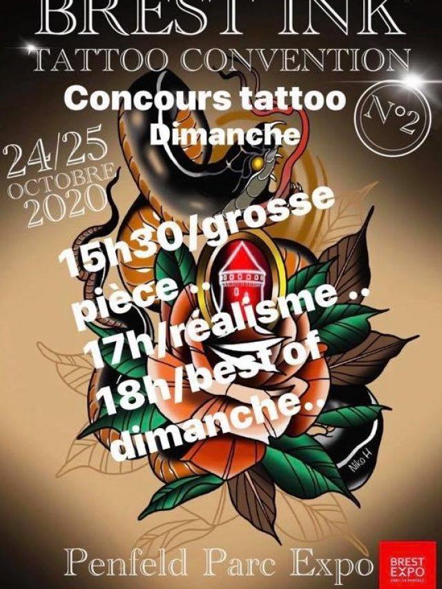 Brest Tattoo Motor Rocking