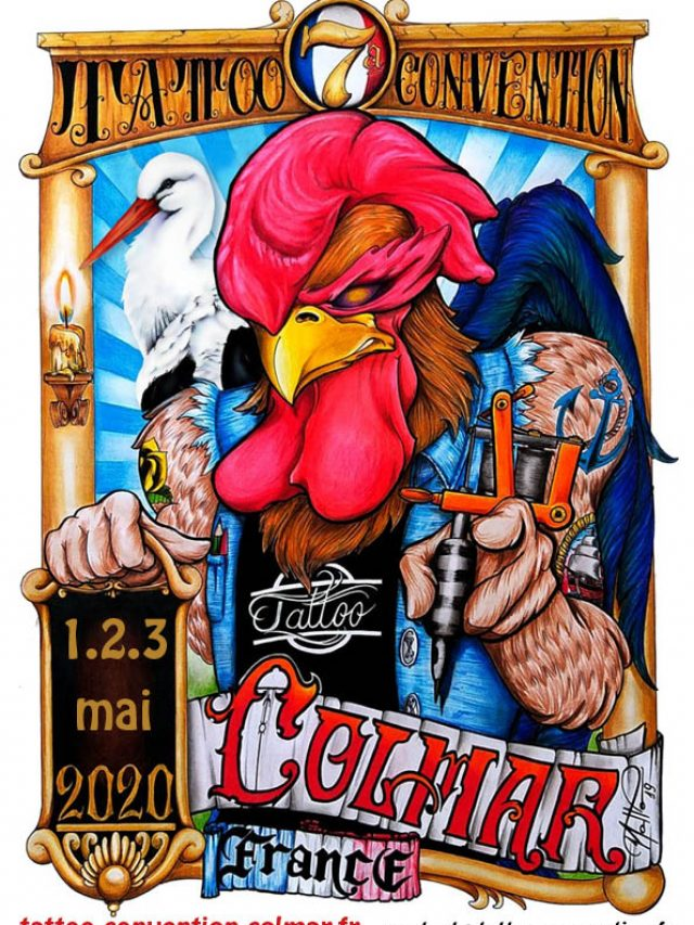 Colmar Tattoo Convention des 3 frontières