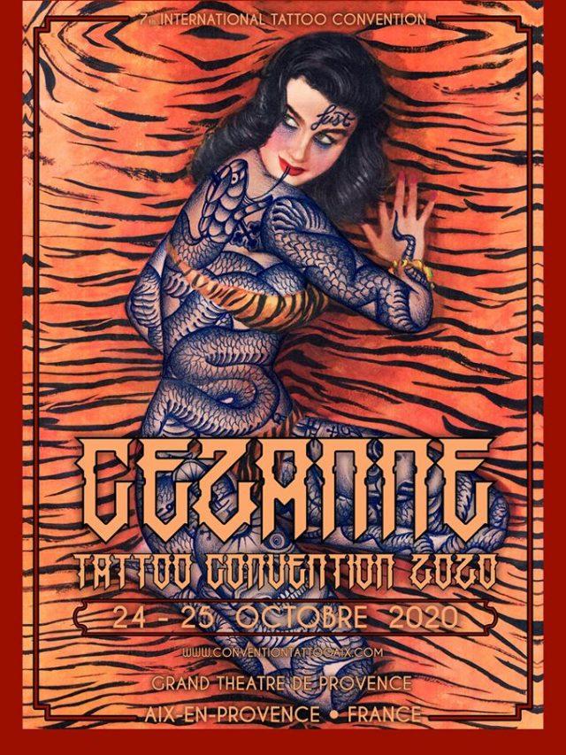 Cezanne Tattoo Ink