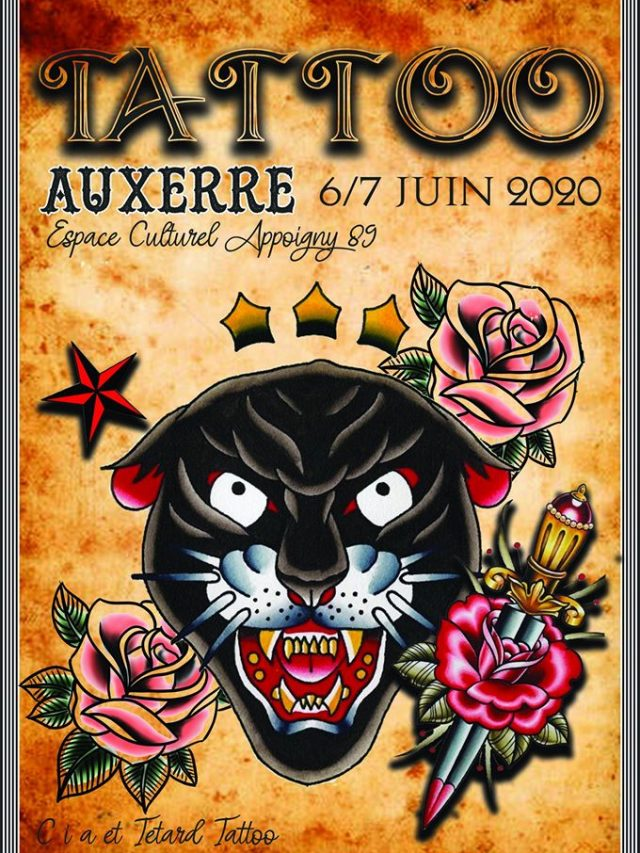 Convention Tattoo Auxerre