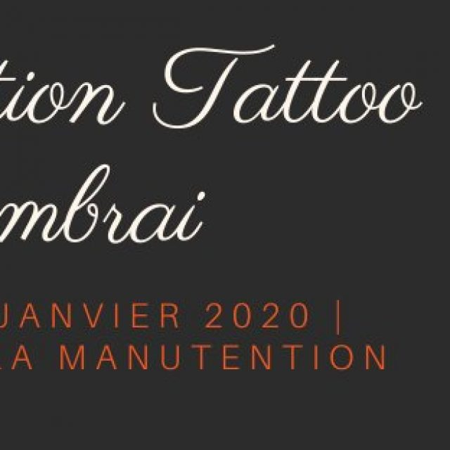 Convention Tattoo Cambrai