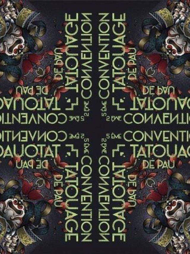 Convention de Tatouage de Pau