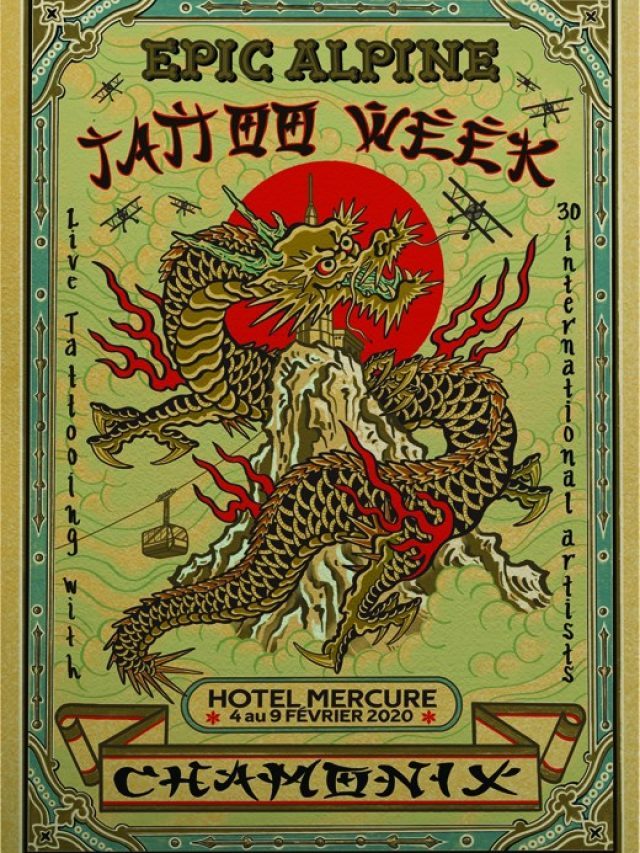 Epic Alpine Tattoo Week