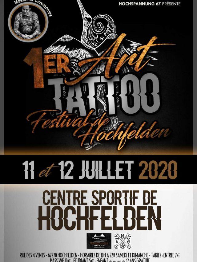 Tattoo Festival de Hochfelden