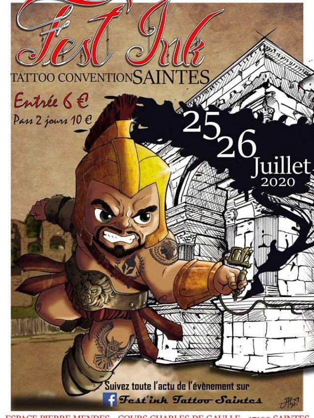 Fest'ink Tattoo Saintes