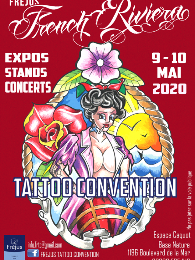 French Riviera Tattoo Convention