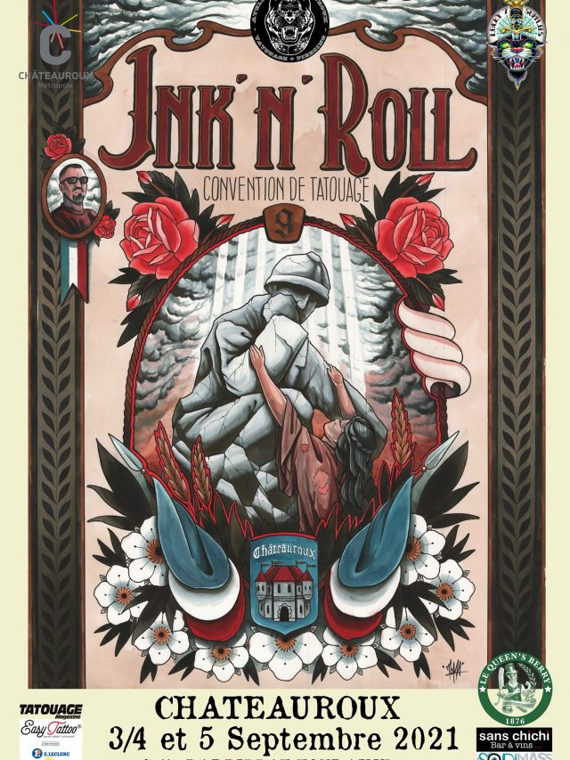 Ink'n'roll Tattoo Festival Chateauroux