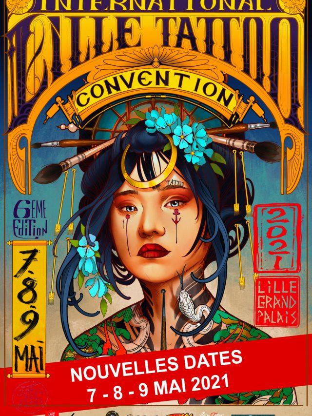 International Lille Tattoo Convention