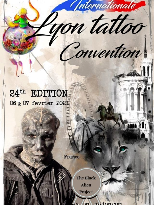 Lyon Tattoo Convention