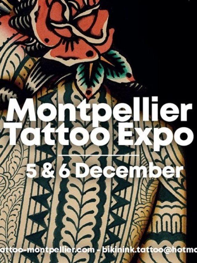 Montpellier Tattoo Convention