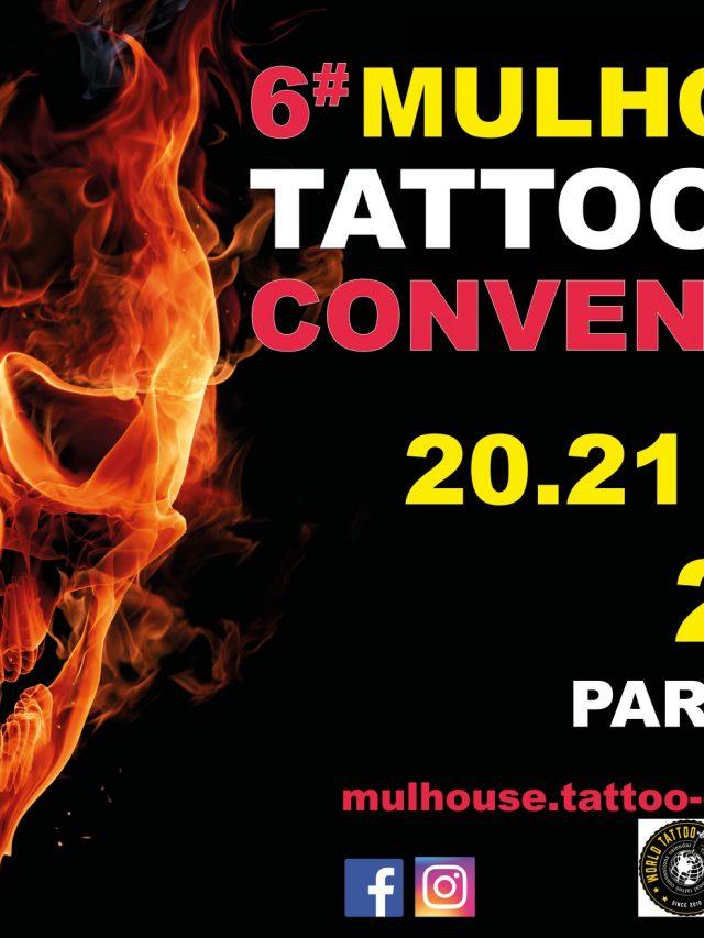 Mulhouse Tattoo Convention