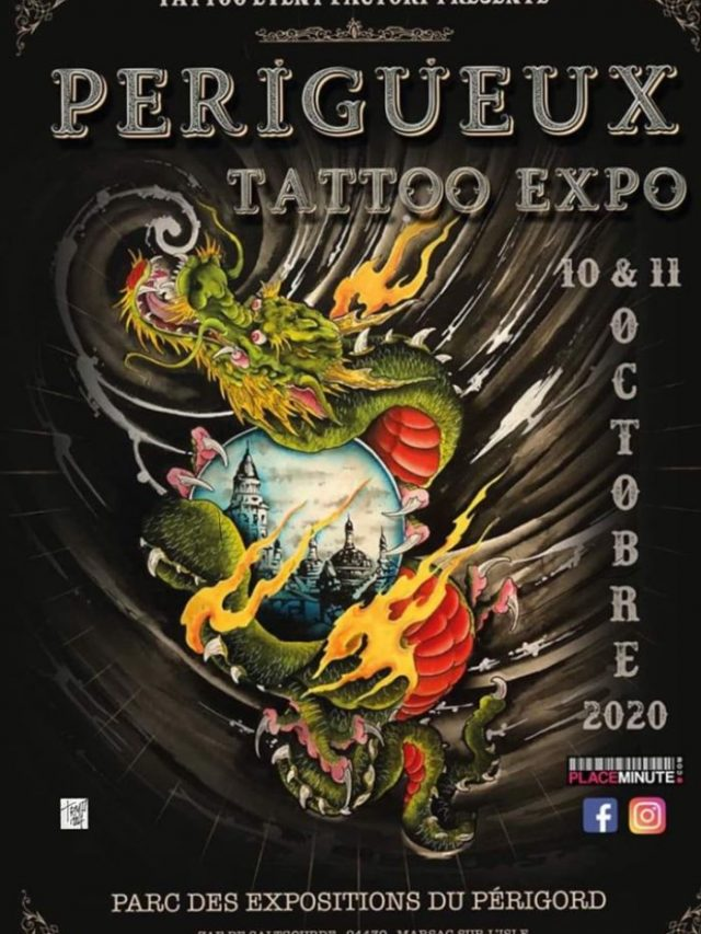 Perigueux Tattoo Expo