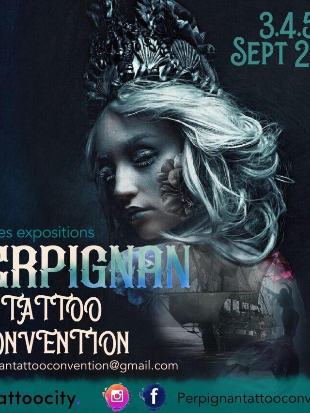 Perpignan tattoo convention
