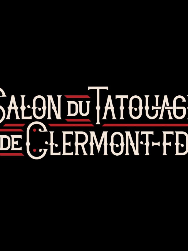 Salon du tatouage de Clermont-Ferrand