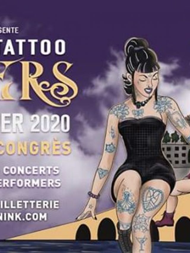 Convention Tattoo Béziers