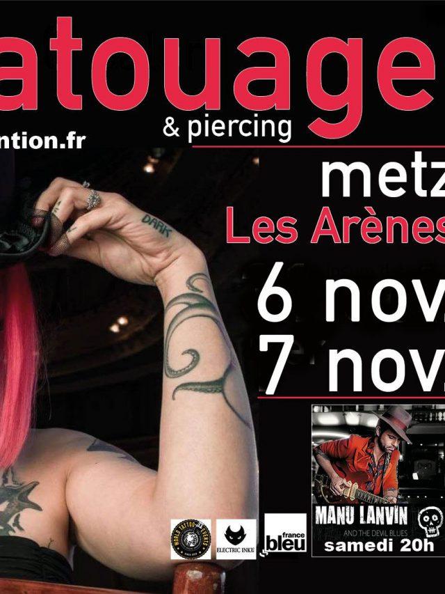 Tattoo Convention Metz