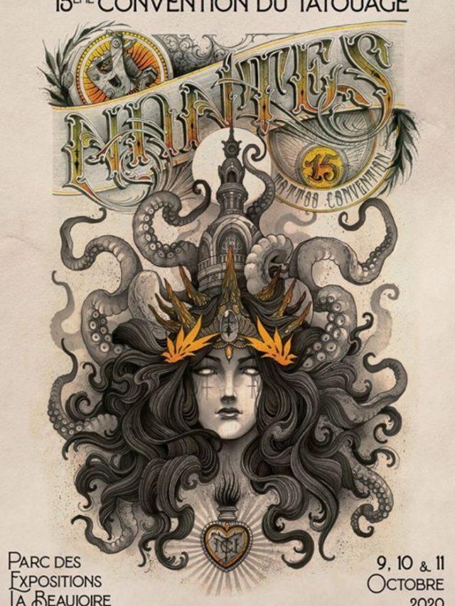 Tattoo Convention Nantes