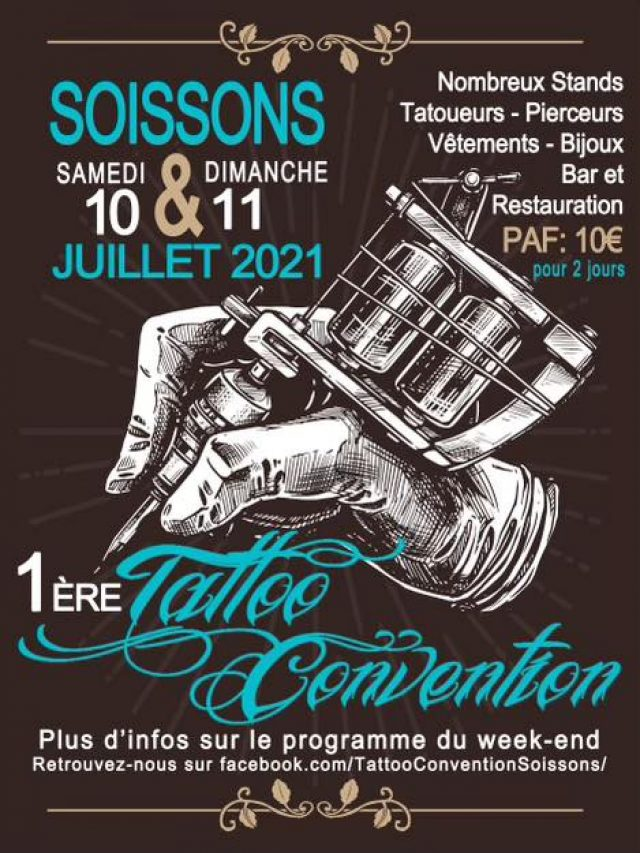 Tattoo Convention Soissons