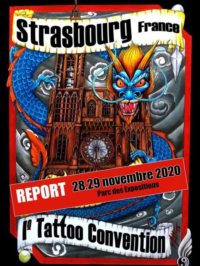 Tattoo Convention Strasbourg