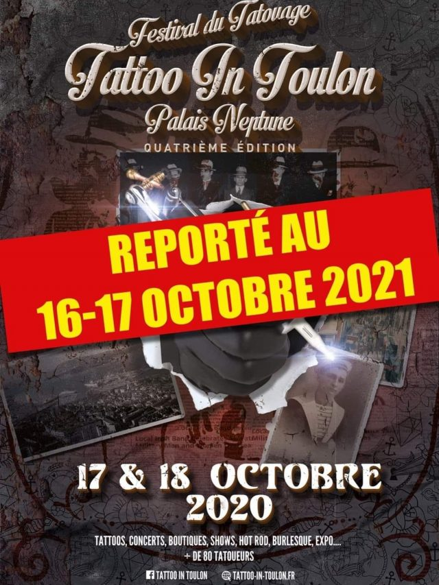 Tattoo Convention Toulon