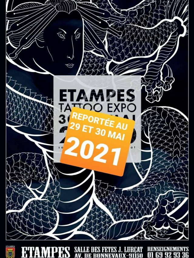 Tattoo Expo Etampes