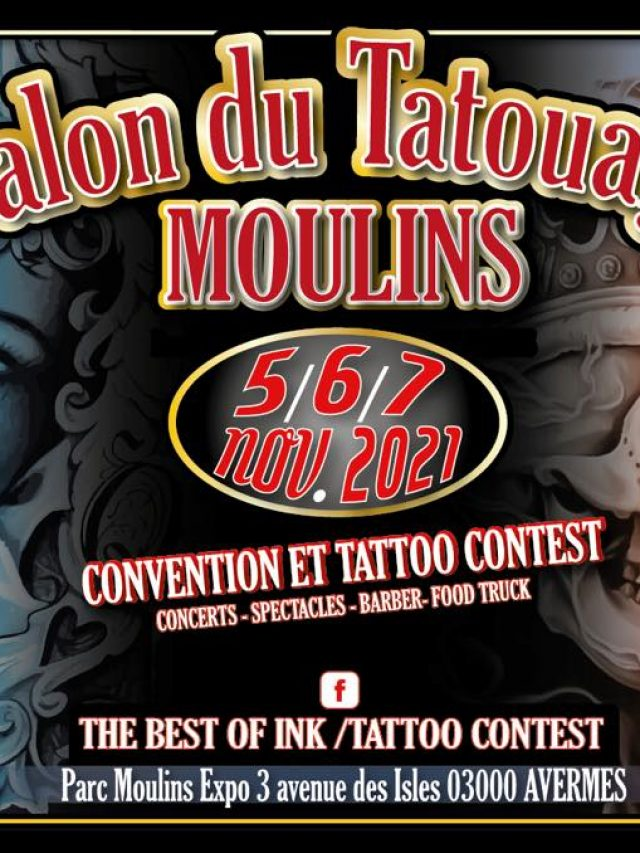 Convention tatouage Moulins