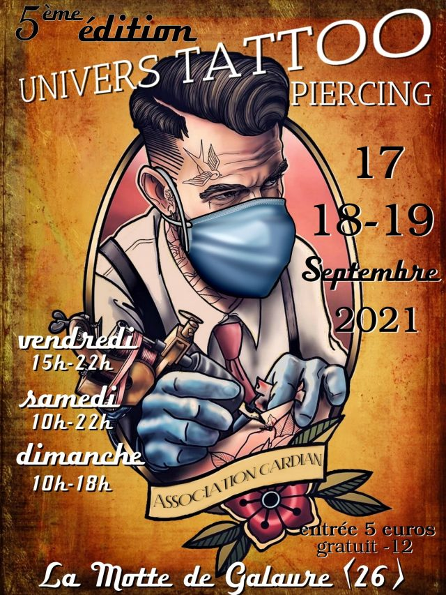 Convention Univers Tattoo