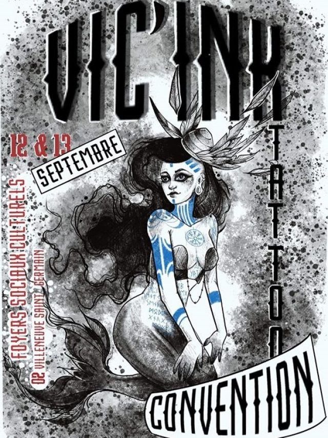 Vic'Ink Convention