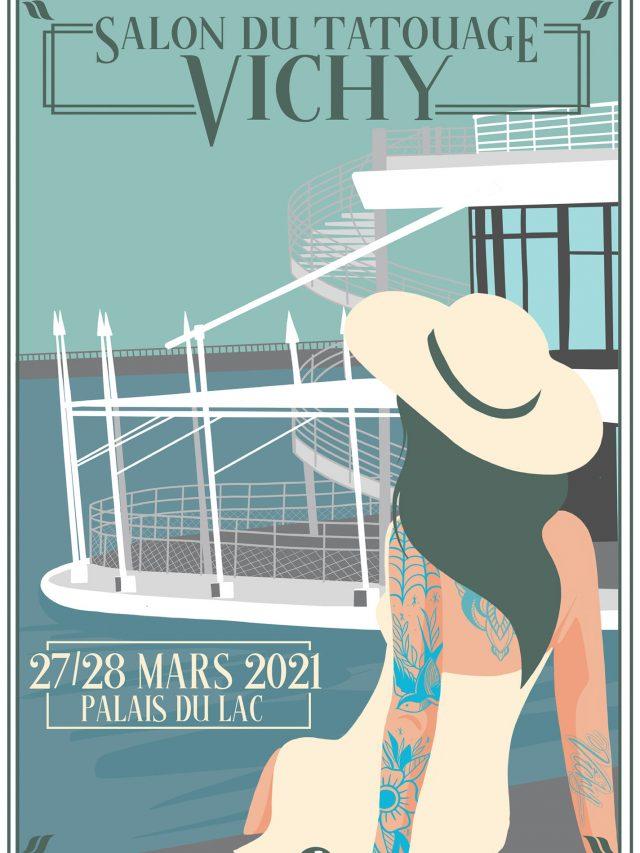Vichy Tattoo Convention