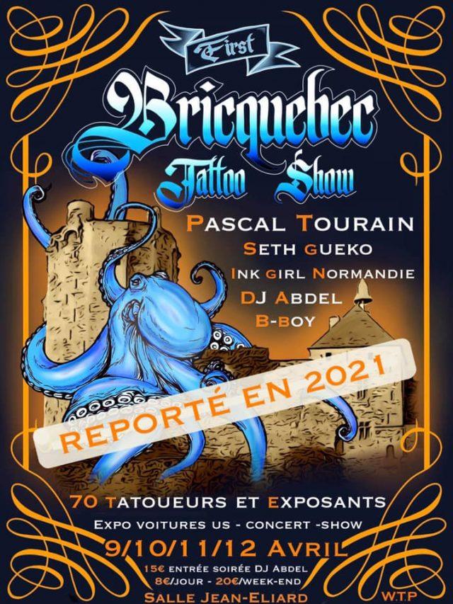 Bricquebec Tattoo Show