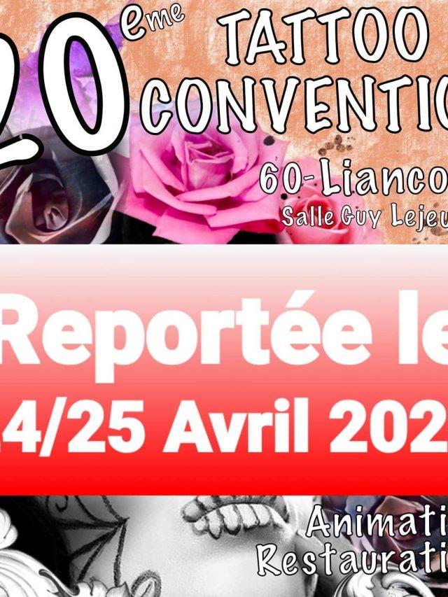 Convention Tatouage Liancourt