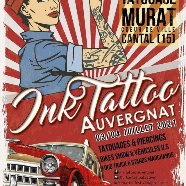 Festival de tatouage de Murat