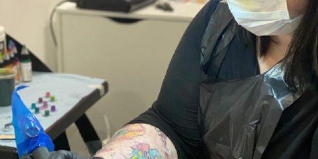 Miss Licany Tattoo