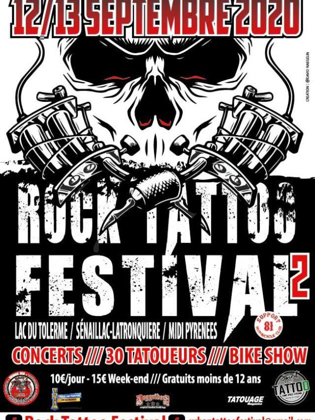 Rock Tattoo festival