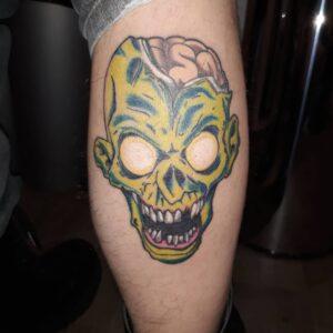 Miss Licany Tattoo - Tatouage New School