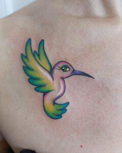 Miss Licany Tattoo - Tatouage Cartoon